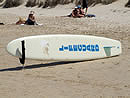 Lifeguard's Surfboard